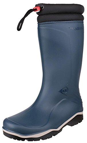 GEV Erwachsene Blau Blauw 38 Halbschaft 04 Unisex BLAUW LRS K454061 EU 38 Blau BLIZZ Dunlop Gummistiefel STf05a5q