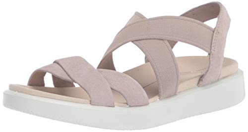 Sandalen von ECCO in Grau für Damen