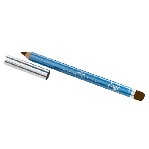 EYE CARE Kajalstift/Eyeliner, fest-braun, 10 g von Eye Care