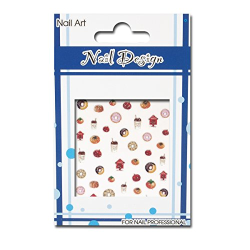 EigenArt Food Fun Nailart Sticker/Nagelsticker von Eigenart