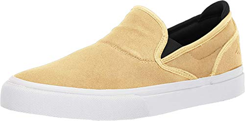 Emerica Herren Slip-ON Wino G6 Slipper, Gelb/Weiß, 37 EU