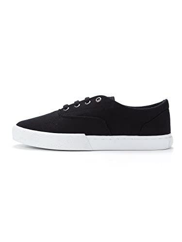 Ethletic Unisex Sneaker Lo Fair Sneaker Randall II Jet Black 37 Fair | Vegan | Nachhaltig von Ethletic