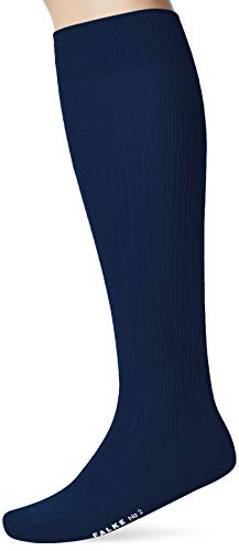 FALKE Herren No. 2 Finest Cashmere Socken, royal Blue, 43-44 von FALKE