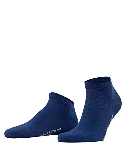 FALKE Cool 24/7 Herren Sneakersocken royal blue (6000) 45-46 kühlend von FALKE