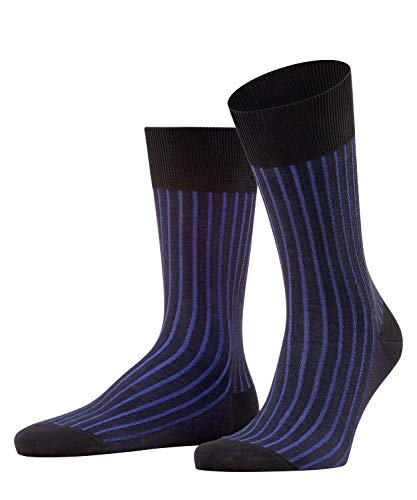 FALKE Herren Socken 14648 Shadow Business SO, Gr. 41/42, Schwarz (black 3003) von FALKE