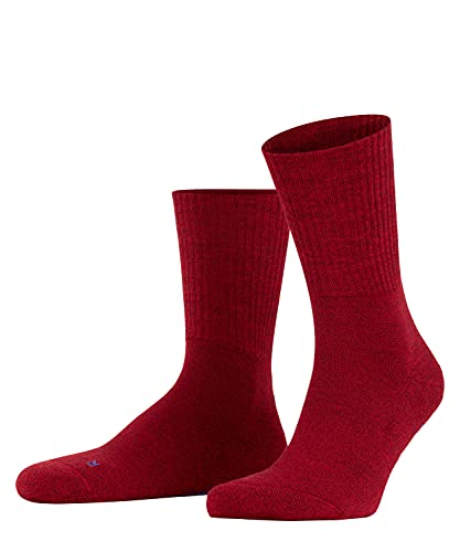 FALKE Herren Sportsocken Walkie light SO, Gr. 44/45, Rot (scarlet) von FALKE