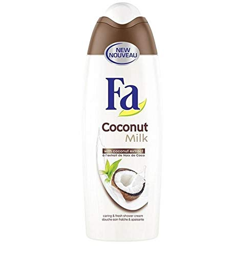 Fa Women Duschcreme - Coconut Milk - 6er Pack (6 x 250 ml) von Fa