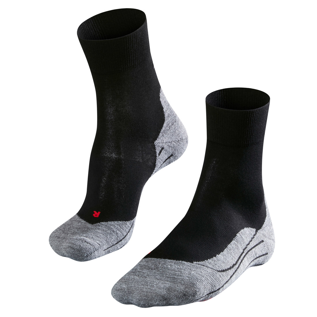 3 Paar Falke Running RU4 3P Fitness Socken 16704 Women Sportsocken 37-38, Black-Mix 3010 von Falke