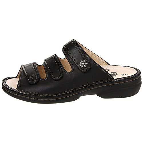 Finn Comfort Pantolette Pattaya schwarz/NappaSed Verkauf Versorgung Neueste Online-Verkauf qpBWjqEB6