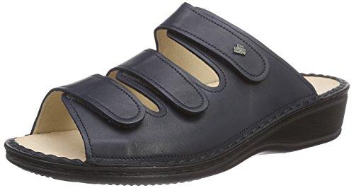 Pantoletten Pisa 39 Comfort Blau Damen Finn Blau qtx167Pw