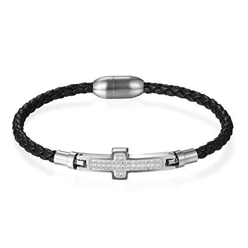 Damen Geflochten Armband Leder Wickelarmband Freundschaft Lederarmband Geschenk Chinesische Aromen Besitzen Modeschmuck Armbänder