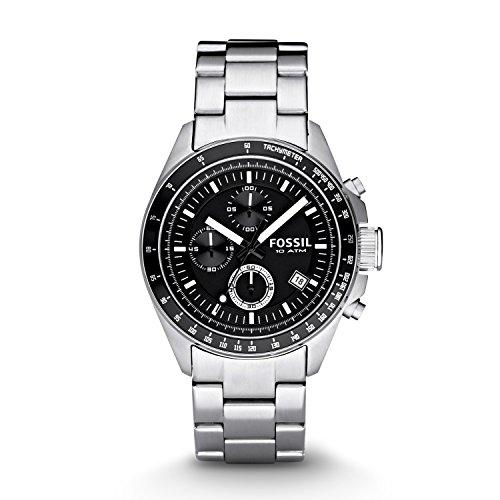 Uhren Von Silber Herren Fossil In Für Ym7gybIf6v