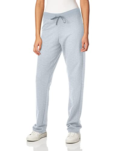 Fruit of the Loom Damen Essentials Live In Open Bottom Pant Freizeithosen, Athletic Heather, XX-Large von Fruit of the Loom