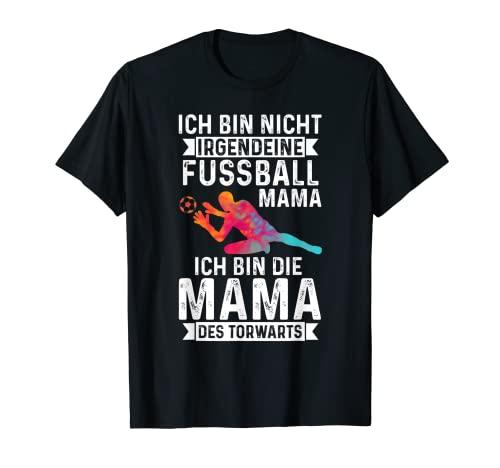 Echte Amateur-Fußballmama