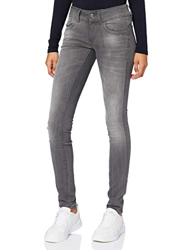 G-STAR RAW Damen Jeans Lynn, Grau (Medium Aged), 25W /  34L von G-STAR RAW