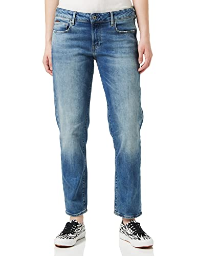 G-STAR RAW Women's Kate Boyfriend Jeans, Blue, 27W / 32L von G-STAR RAW