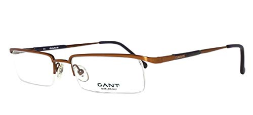 GANT E-GNT-JOURNAL-COP Brille E-GNT-JOURNAL-COP Rechteckig Brillengestelle 53, Copper von GANT