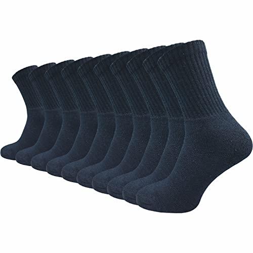 gemusterte pflegeleichter Materialmix Damen Socken hoher Baumwollanteil GAWILO 6 Paar bunte