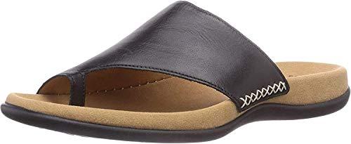 700 03 27 Gabor Pantoletten Damen Noir 38 Shoes qBw5E5H