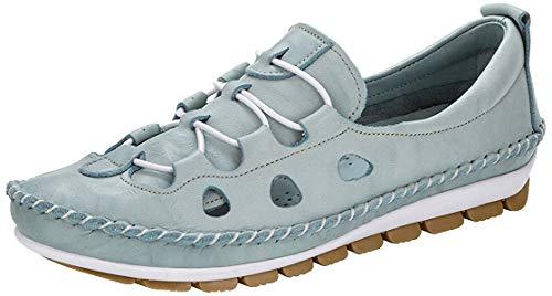 Gemini Schuhe Pantolette 032156-86//800 baby blue NEU blau