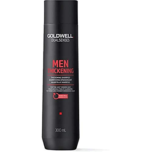 Goldwell for Men Dualsenses Thickening Shampoo, 1er Pack (1 x 300 ml) von Goldwell