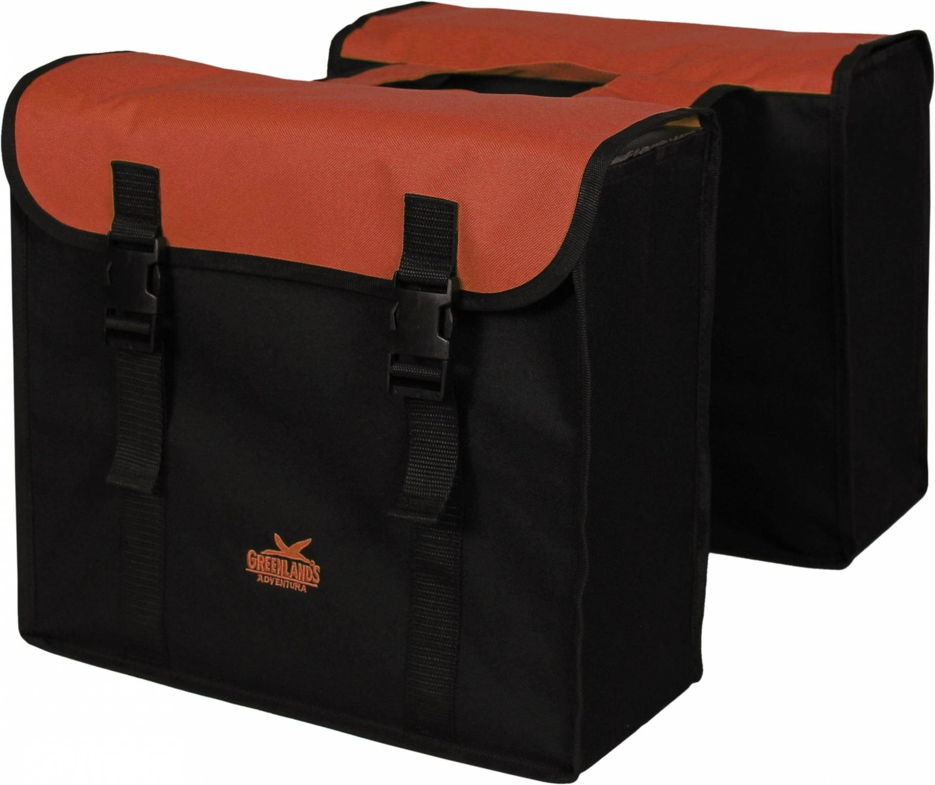 GREENLANDS BICYCLE BAGS Fahrradtasche Greenlands Doppel Fahrradtasche von Greenlands Bicycle Bags