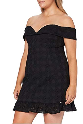 Guess Damen Krin Dress Kleid, Nero, M von Guess