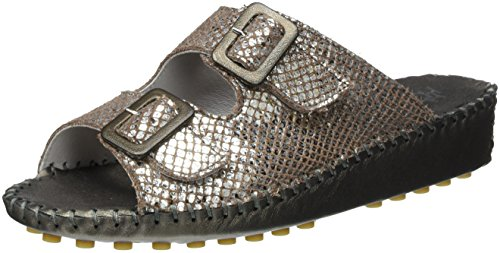 Damen HHC Collection Peltro VIP Clogs Herrmann 36 Hans Silber Ta6qwnE7x