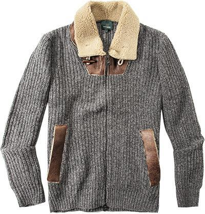 Henry Cotton's Cardigan 9407301/94509/998 von Henry Cotton's