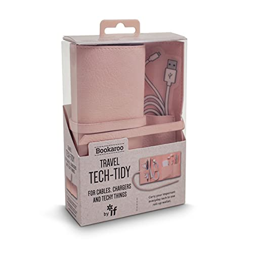 Bookaroo Travel Tech-Tidy - Pink von That Company Called If