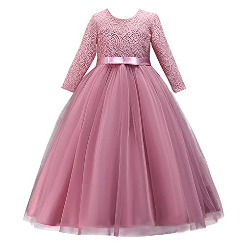 Lange Kleider in Rosa für Mädchen günstig online kaufen bei fashn.de