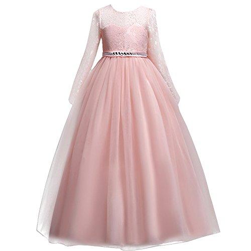Lange Kleider In Rosa Fur Madchen Gunstig Online Kaufen Bei Fashn De