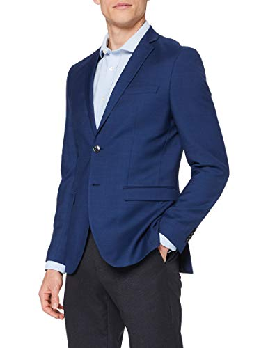 JACK & JONES Male Blazer Klassischer 44Medieval Blue von JACK & JONES