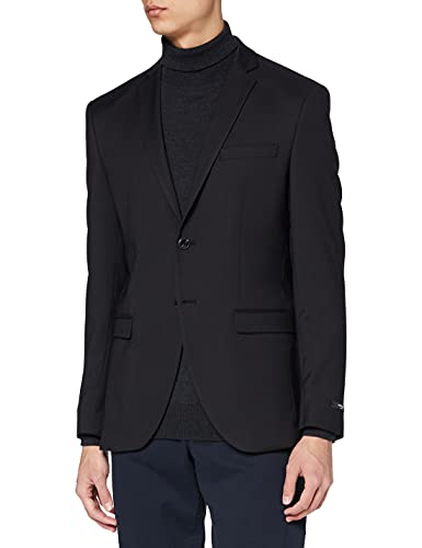 JACK & JONES Male Blazer Klassischer 48Black von JACK & JONES