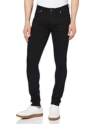 JACK & JONES Herren Skinny Fit Jeans Liam ORIGINAL AM 009 3134Black Denim von JACK & JONES