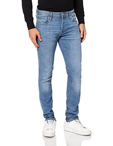 JACK & JONES Damen Jjiglenn Jjoriginal Am 815 Noos Jeans, Blau (Blue Denim Blue Denim), 29W / 34L EU von JACK & JONES
