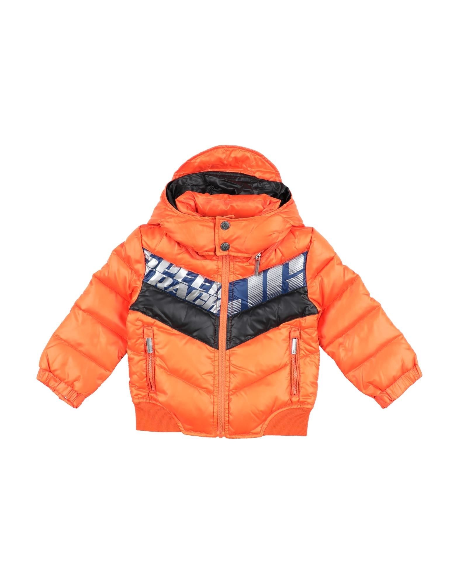 JOHN GALLIANO Steppjacke Kinder Orange von JOHN GALLIANO