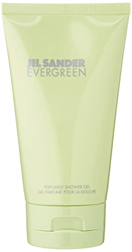 Jil Sander Evergreen femme/women, Perfumed Shower Gel, 1er Pack (1 x 150 ml) von Jil Sander
