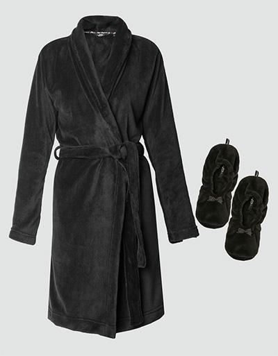 Jockey Damen Bathrobe 854011H/999 von Jockey