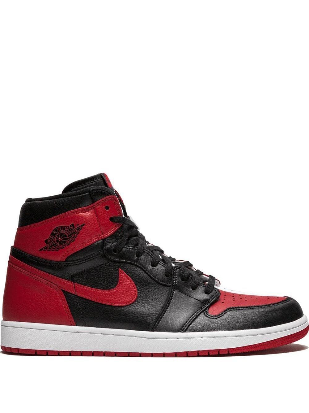 cheap for discount efff8 bb93e Jordan  Air Jordan 1 Hi H2H NRG CHI  Sneakers - Schwarz von Jordan