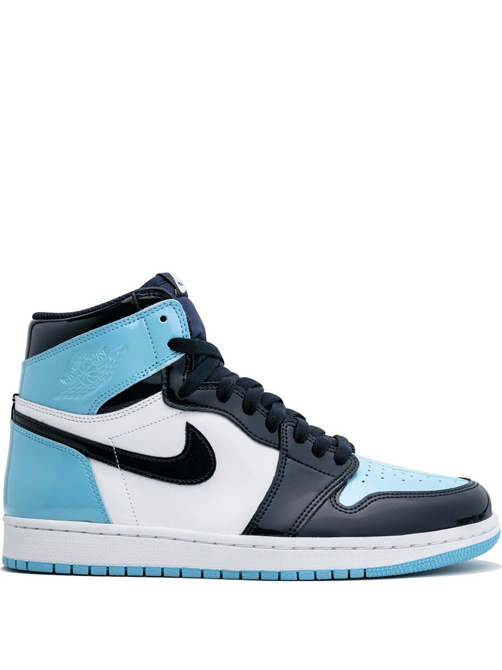 best service 311ab 84c0a Jordan  Air Jordan 1 OG  High-Top-Sneakers - Blau von Jordan