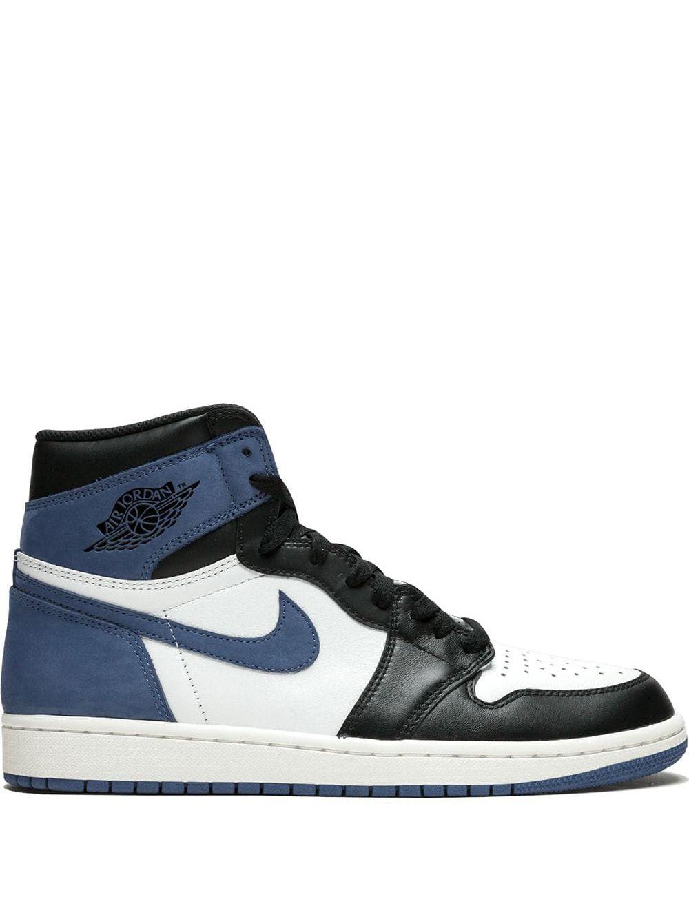 finest selection 4dd17 3e6fa Jordan  Air Jordan 1 Retro High OG  Sneakers - Blau von Jordan