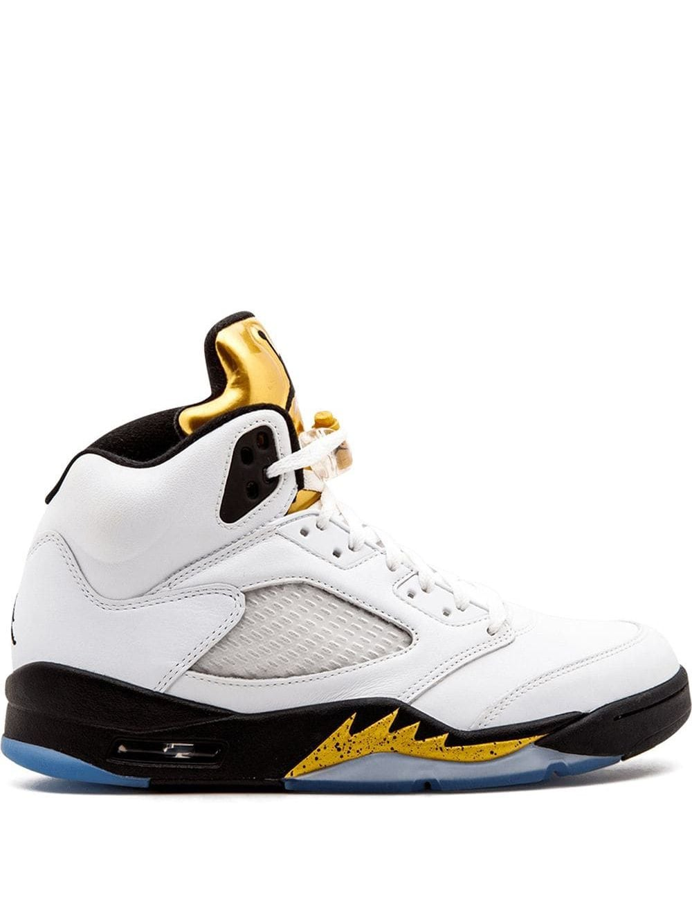official photos ac150 add3f Jordan  Air Jordan 5 Retro  Sneakers - Weiß von Jordan