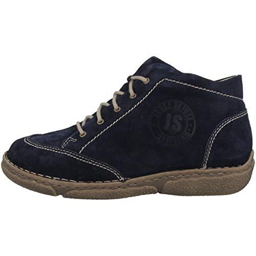 39 Damen EU Damen 01 GmbH 590 Seibel 6 UK Boots Chelsea Josef Blau Neele Schuhfabrik ocean 76qTW47XP