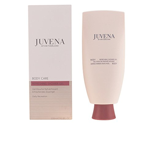 Juvena Body Daily Recreation femme/woman, Refreshing Shower Gel, 1er Pack (1 x 200 ml) von Juvena