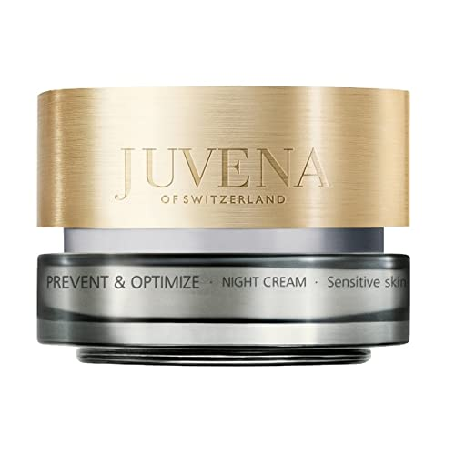 Juvena Prevent und Optimize femme/woman, Nachtcreme Sensitive, 1er Pack (1 x 50 ml) von Juvena