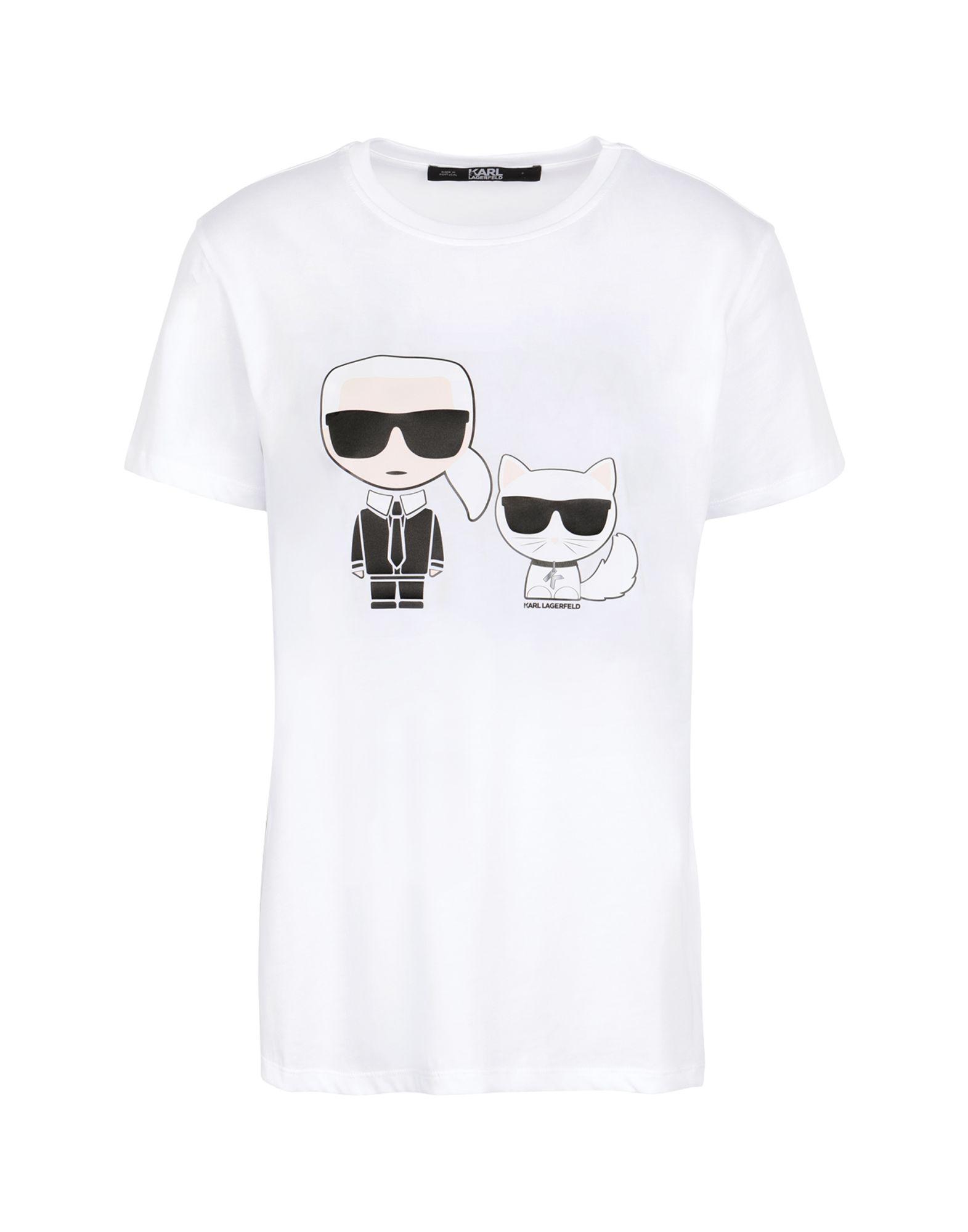 Shirts von Karl Lagerfeld für Frauen günstig online kaufen