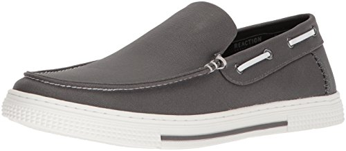 Kenneth Cole REACTION Herren ANKIR Slip ON B Turnschuh, dunkelgrau, 39.5 EU von Kenneth Cole REACTION