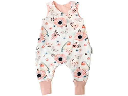 schwarz /· /Ökotex 100 zertifiziert /· Gr/ö/ßen 50-92 Kleine K/önige Baby Strampler M/ädchen Baby Body /· Modell Reh Bambi mint mit Schleife