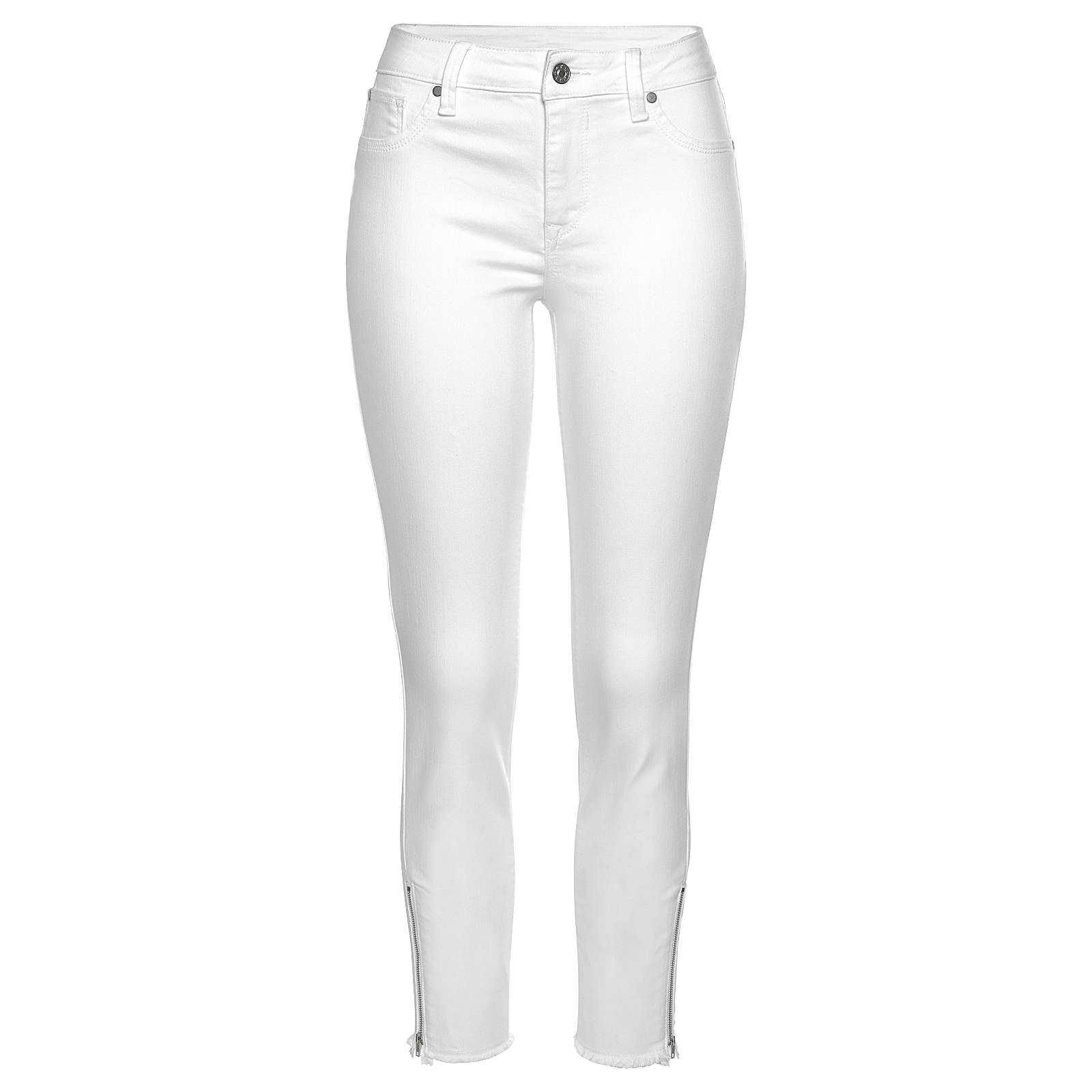 LASCANA Jeggings Jeggings weiß Damen Gr. 46 von Lascana